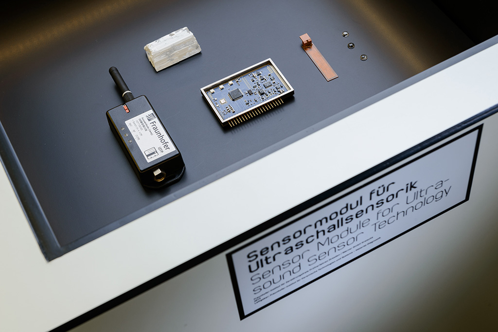 Sensormodul für Ultraschallsensorik