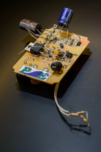 Integrierter Schaltkreis PE 4601